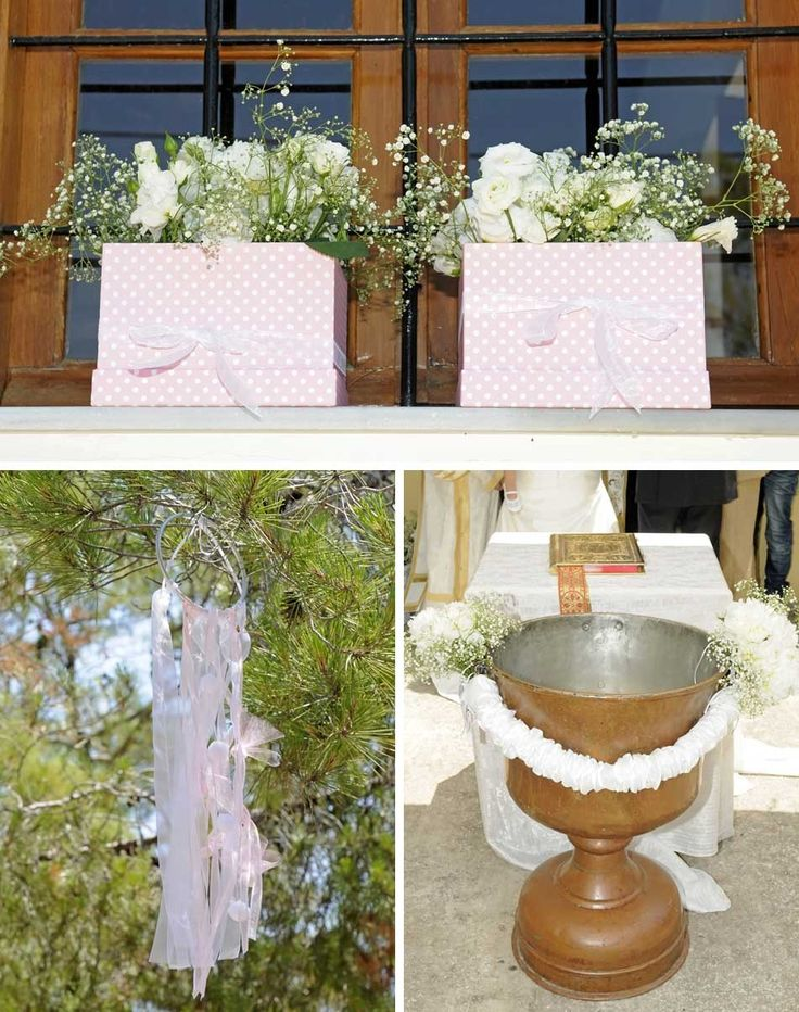 Christening decor details by Concept Events Planning | www.concept-events.gr