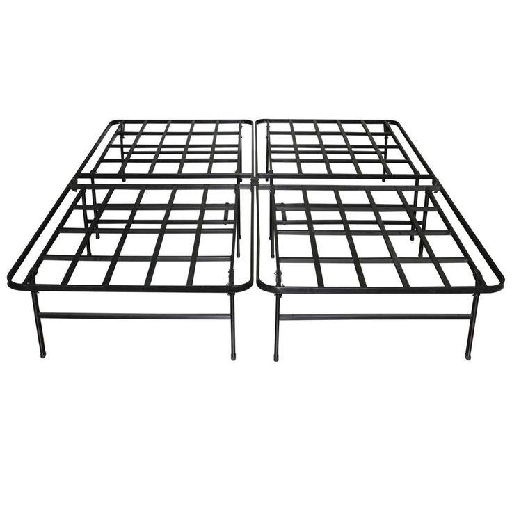 Best 25 Steel Bed Frame Ideas On Pinterest Metal