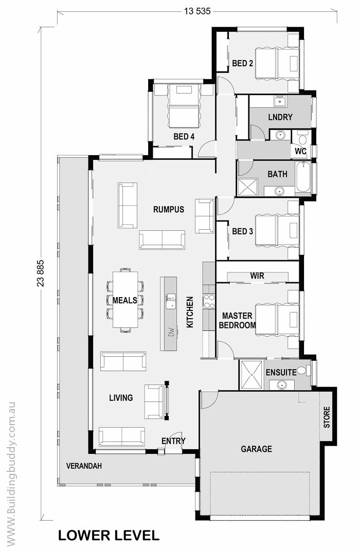 12 best images about acreage house floorplans on pinterest for Acreage home builders