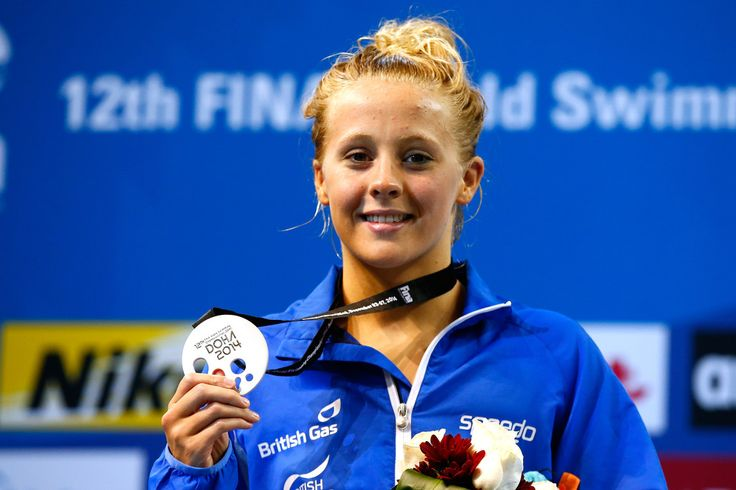 Siobhan-Marie O'Connor of Great Britain
