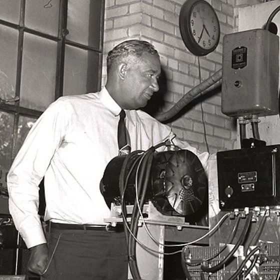 On This Date July 12 In 1949 Frederick M Jones Invents
