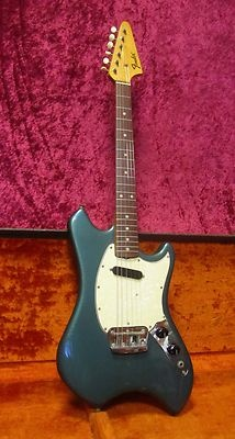 1967 Fender Swinger Arrow Musiclander RARE CUSTOM COLOR Mustang Stratocaster