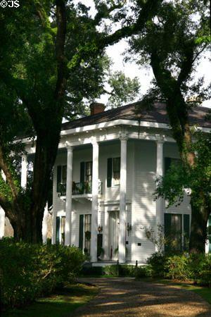Bragg-Mitchell Mansion (1855) (1906 Springhill Ave.). Mobile, AL