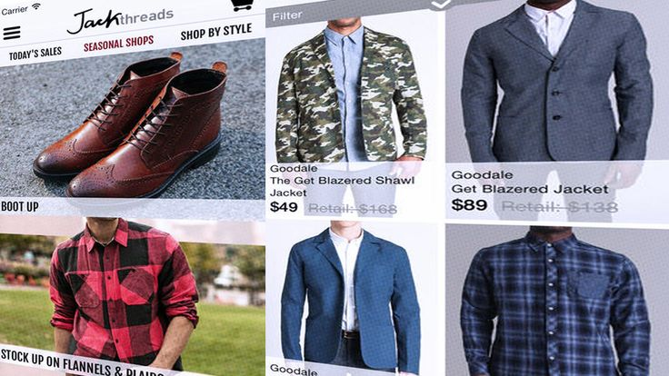 How JackThreads Gets In The Minds Of Dude Shoppers With Data ⚙ Co.Labs ⚙ code + community