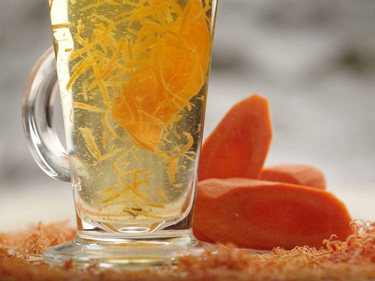 Морковный чай  Черный, зеленый, белый, фруктовый или ягодный. Такими чаями никого не удивить. А вот у нас сегодня очень необычный утренний напиток - чай из сушеной моркови! #ilovecooking