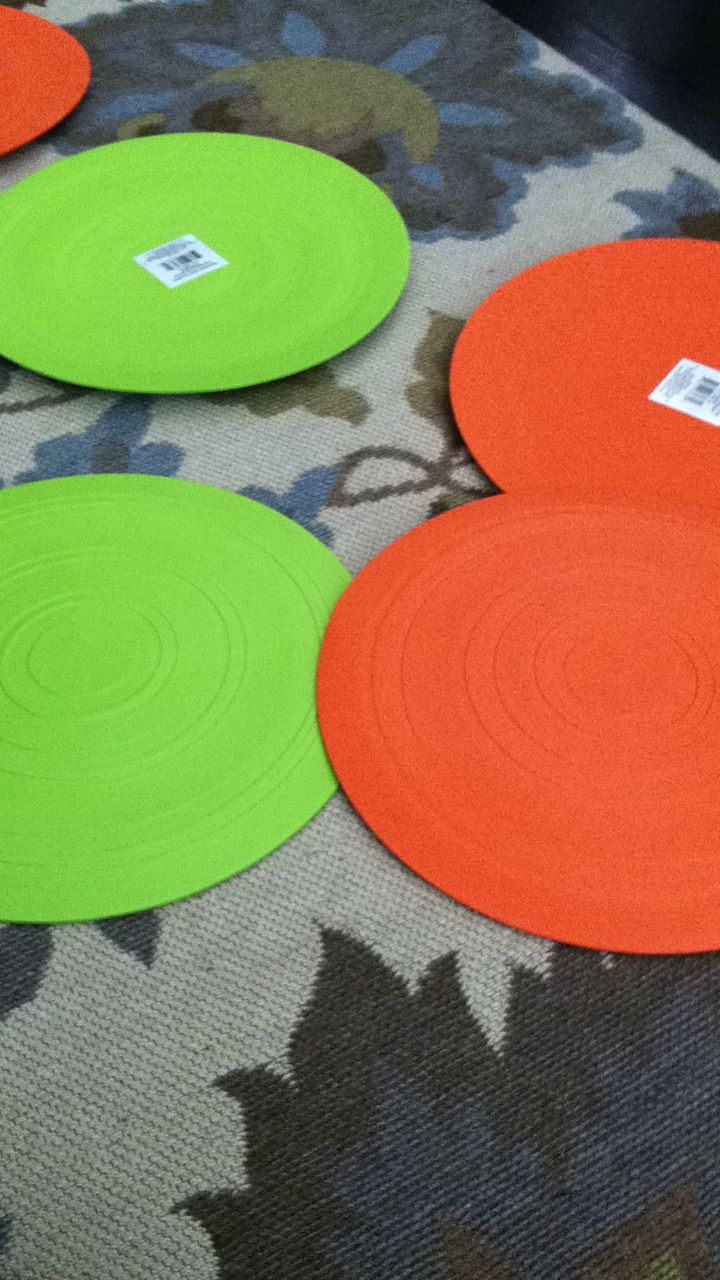 Classroom Decor Pictures ~ Dollar tree foam placemats for circle time school