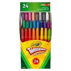 Crayola® Twistable Crayons Mini 24ct