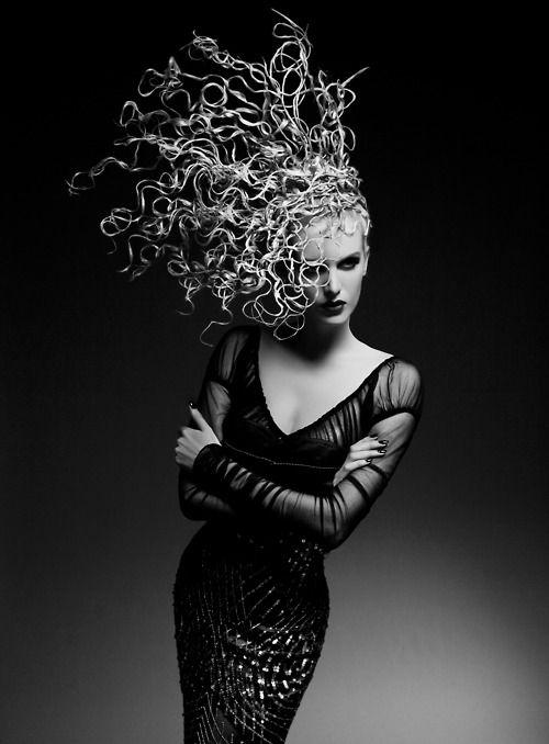 """North American Hairstylist Award"" -stylists Brian & Sandra Smith"
