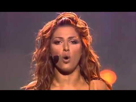 Helena Paparizou  - My Number One Live- flashback to my holidays in Greece, Greece win Eurovision same week...queue chaos!