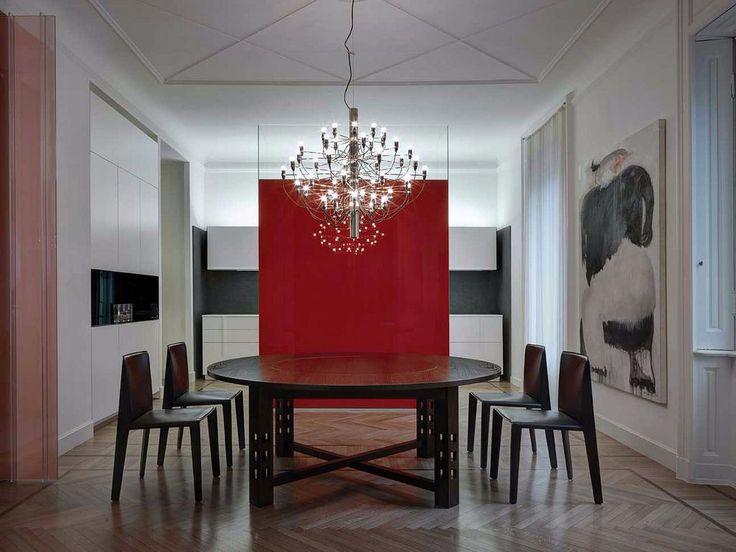 Maoist Dining Room Design Inspiration