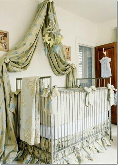 #Dramatic nursery #colors via @searchingforstyle #baby #nursery ideas