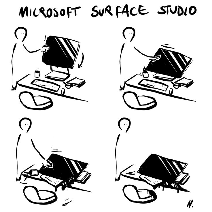 #595 Microsoft Surface Studio