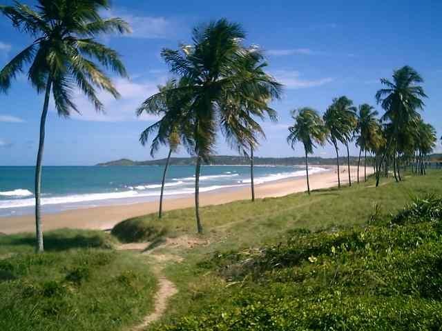 Praia da Enseada, sao Sebastiao, Brasil