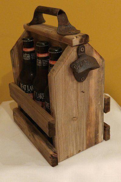 Craft Beer Carrier | Wine Pallet Concepts