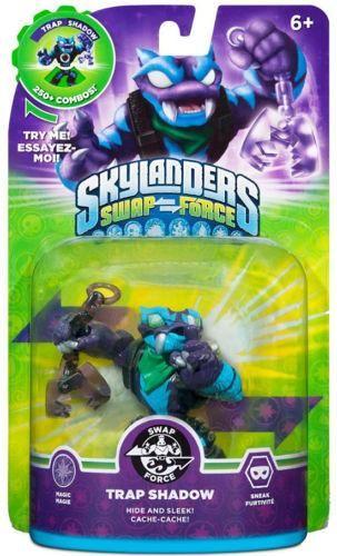 Skylanders: Swap Force: TRAP SHADOW Swap-able Individual Character Pack