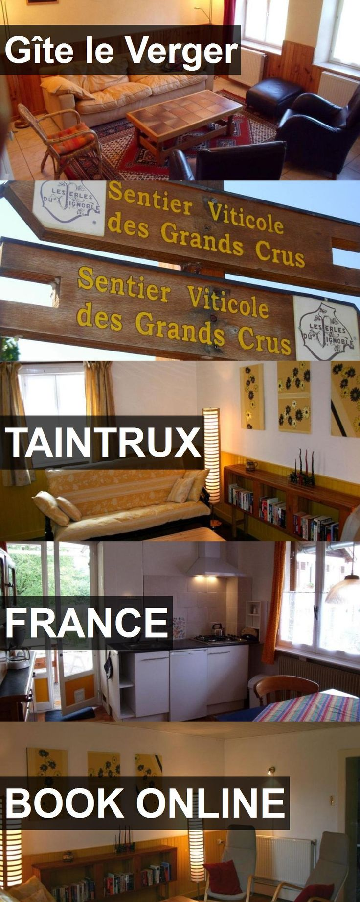 Hotel Gîte le Verger in Taintrux, France. For more information, photos, reviews and best prices please follow the link. #France #Taintrux #travel #vacation #hotel