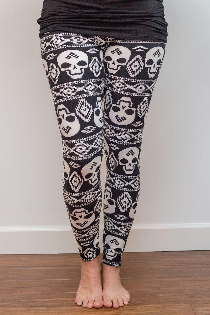 Skulls Plus - LegArt Apparel Canada
