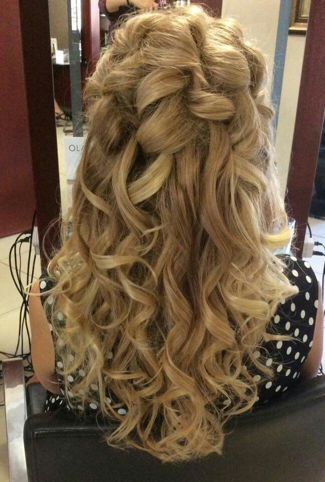 hair done by Leoni