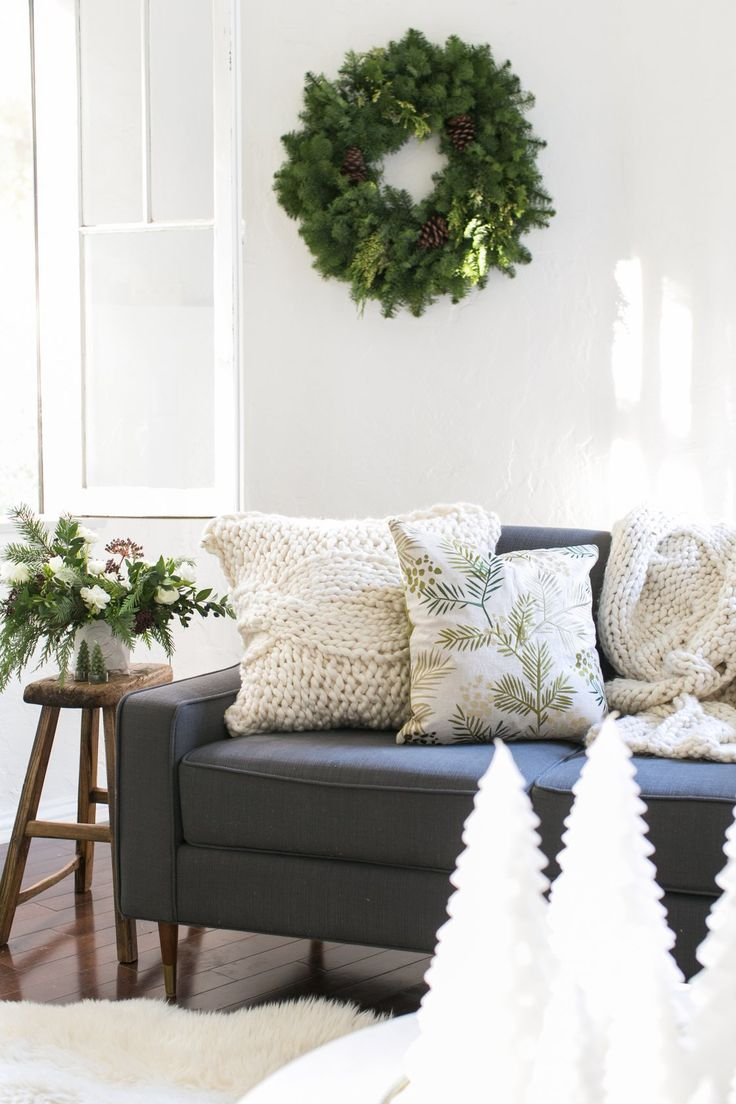It's never too late to decorate! Eden Passante of Sugar and Charm created a guide of last minute holiday decorating ideas that are simple and stunning for any home.