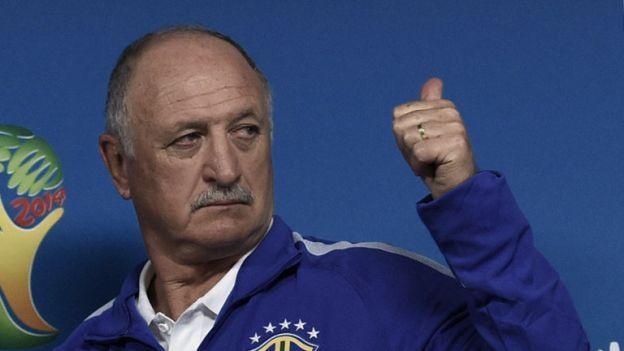 Luiz Felipe Scolari dejó de ser entrenador de Brasil tras ser goleado consecutivamente #Depor