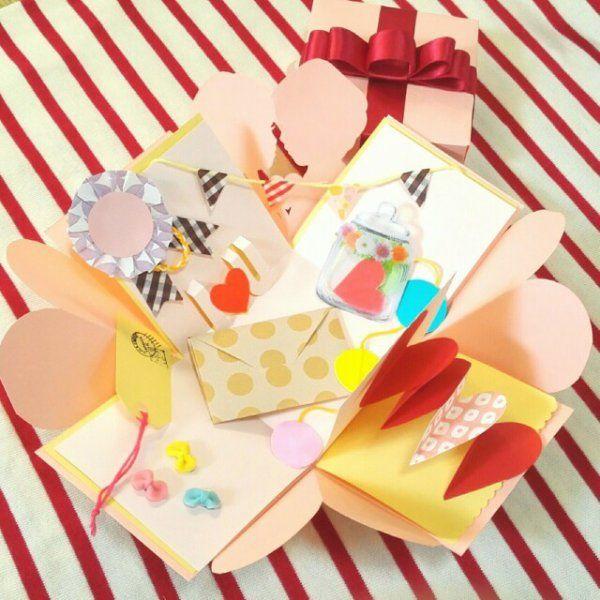 韓国で流行中!?【プレゼントボックス】が簡単手作りできちゃう!! | ギャザリー