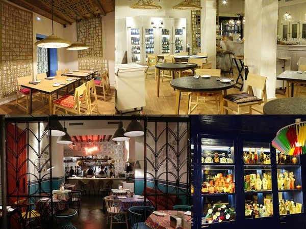 17 mejores ideas sobre restaurantes tematicos en pinterest - Decoracion interiores barcelona ...