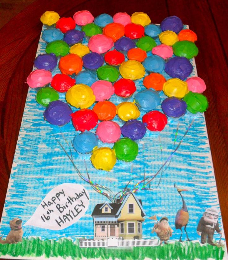 Best  Disney Up Cake Ideas On Pinterest Disney Boys Disney - Disney birthday cake ideas