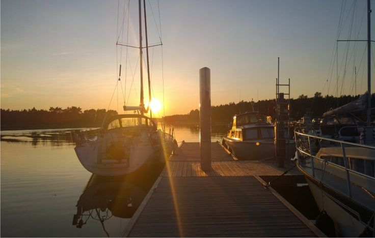 Sommaröstrand Vierassatama | Visit South Coast Finland