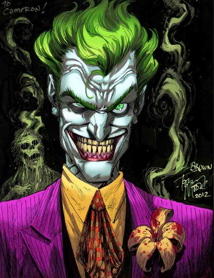 https://i.pinimg.com/736x/2d/d6/69/2dd66937d189f671461a864c0c64ac55--art-daily-the-joker.jpg Comic Joker Painting