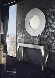 Se mantiene en auge estilos clásicos de madera, venecianos de cristal,espejos de fusing y barrocos de materiales nobles