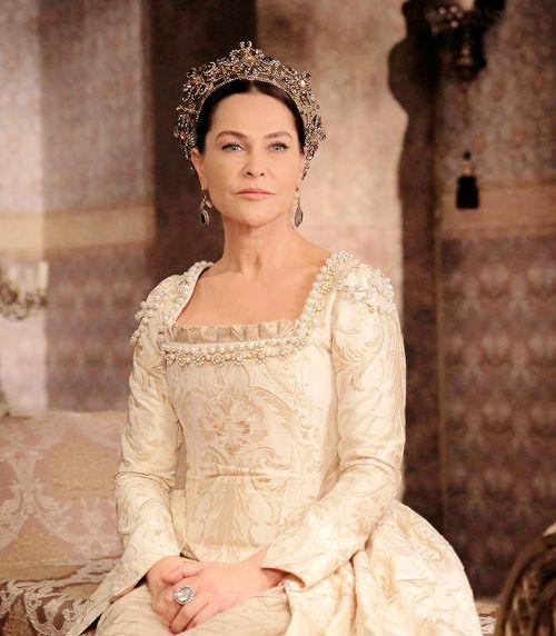 fuckyeahkosemsultan: Safiye Sultan still from 1x10