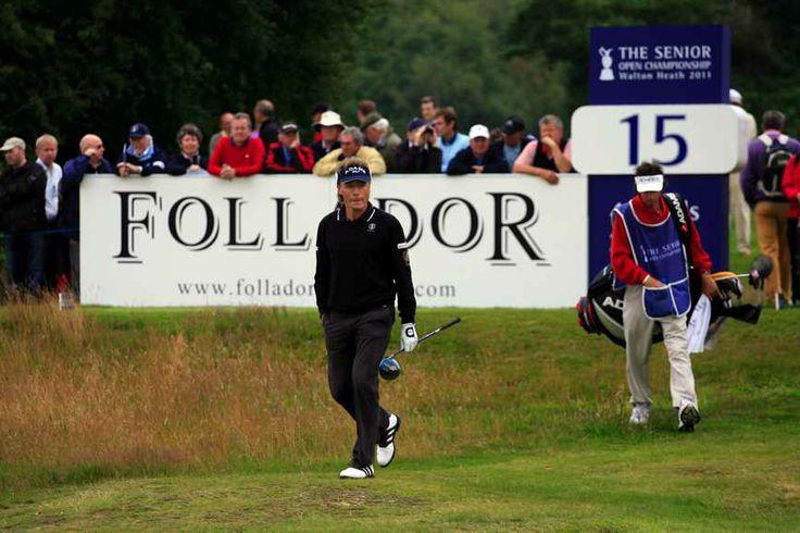 European Senior Tour - England 2011