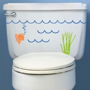 1000 Images About Decor Ideas Toilet Seats On Pinterest