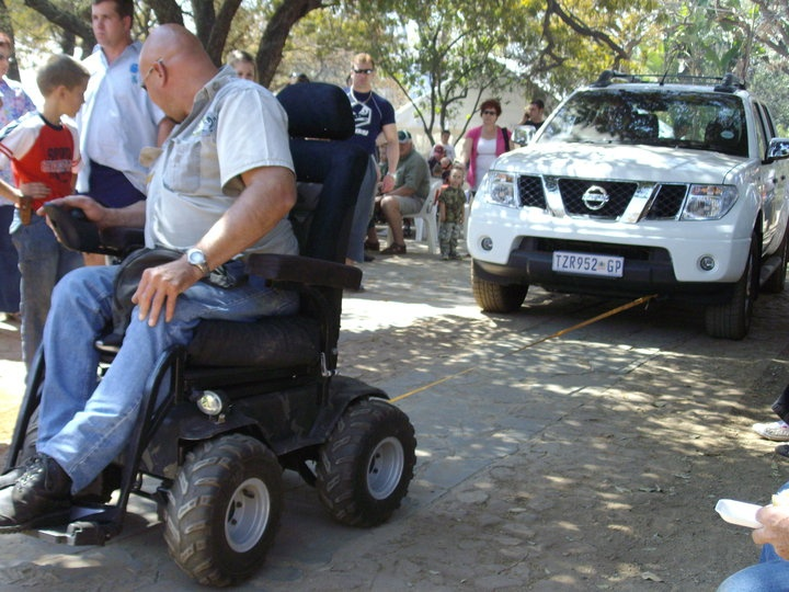 Power wheelchair should have just that POWER! Pure 4 x 4 Power from www.radicalmobility.com