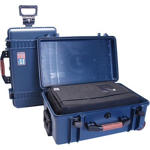 Porta Brace Hard Case for traveling with portable scanner