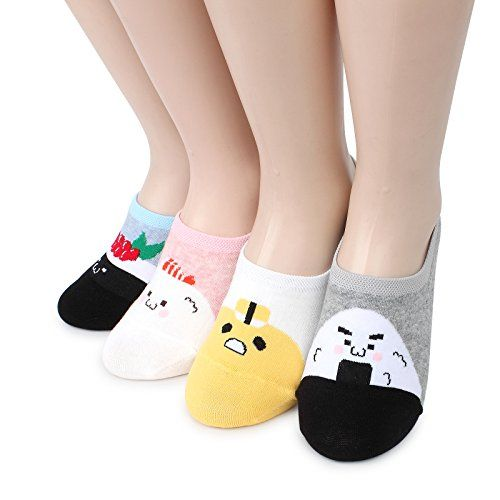 Price: $13.90 (4pairs)  & FREE Shipping   Sushi Loafer Socks Pack of 4pairs  https://www.amazon.com/dp/B06XCJG6KV/ref=cm_sw_r_pi_dp_x_i89TybQHG8A31