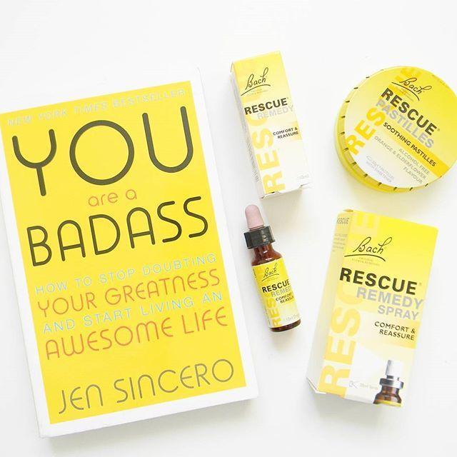 Aurinkoista maanantaita! 🌞    Rescue Remedy tuotteita on nyt lisätty verkkokauppaan 🙌 Käytä näitä tuotteita kun sinua jännittää, hermostuttaa tai stressaa esim. ennen työhaastattelua tai ensi treffejä. .  .  .  .  .  #rescueremedy #jännittää #stressi #hermostunut #aurinko #keltainen #luontaistuote #burnout #uupumus #badass #youareabadass