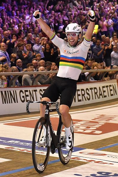 6 Days of Gent 2016 Day 6 Mark CAVENDISH Celebration /Tim De Waele/Corbis via Getty Images