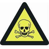 Giftige stoffen bord