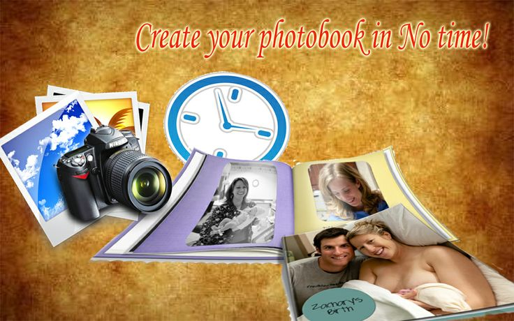 Are you the type of person who likes to take pictures a lot? CREATE A PHOTO BOOK IN NO TIME! http://bit.ly/1ryRnKD