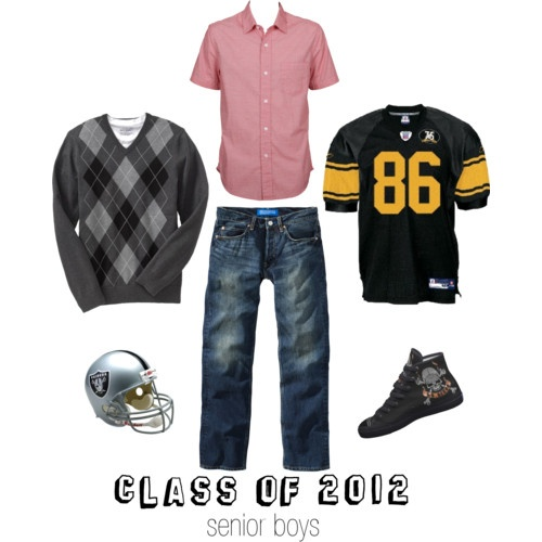 Picture Day outfit ideas -- Senior Boys Edition