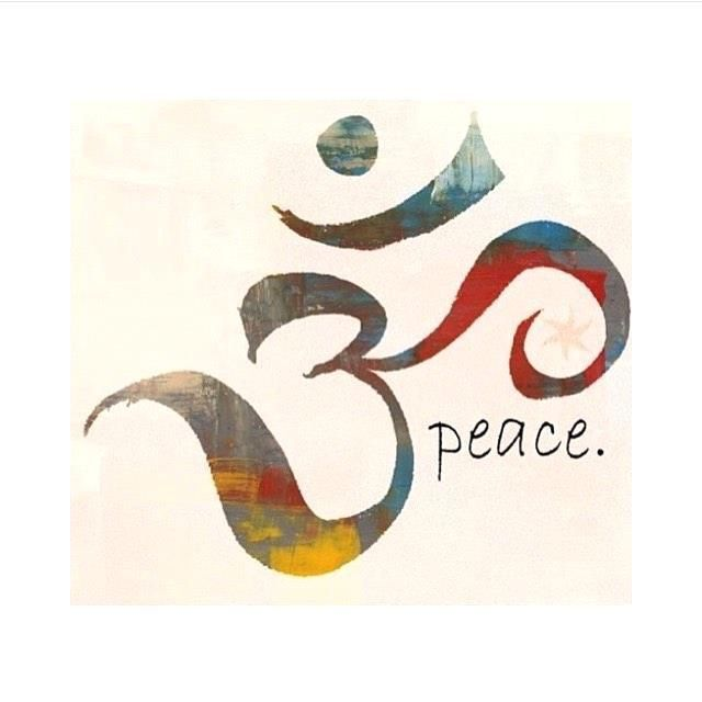 Sanskrit symbol for Om, a sacred sound and spiritual symbol in Indian dharmic religions. Also used as a mantra.
