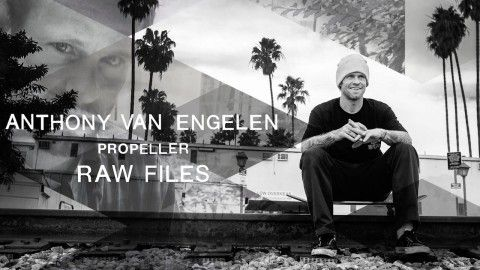 "Anthony Van Engelen's ""Propeller"" RAW FILES - http://DAILYSKATETUBE.COM/anthony-van-engelens-propeller-raw-files/ - This episode is more than a face-melter. It's a straight up head-exploder, featuring loads of bonus footage you won't see anywhere else. Epic is an understatement. Keep up with Thrasher Magazine - anthony, Engelen's, files, Propeller"