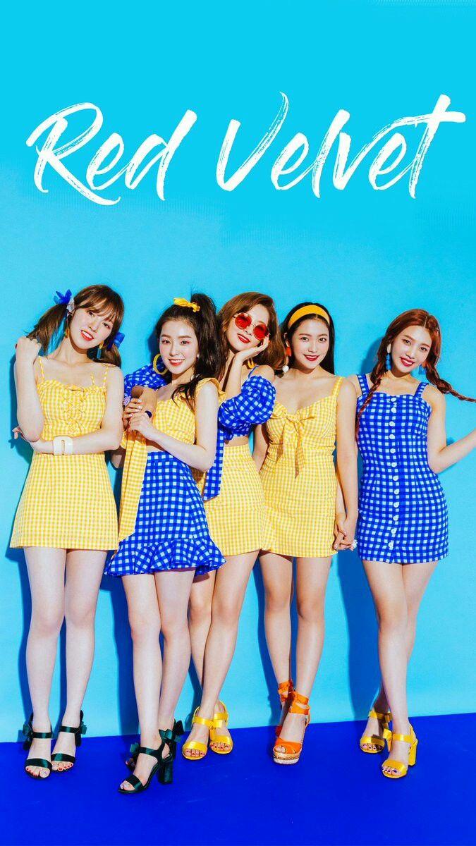 Red Velvet Seulgi Irene Wendy Yeri Joy Wallpaper Lockscreen Hd Fondo De Pantalla Power Up Red Velvet Joy Red Velvet Irene Wendy Red Velvet