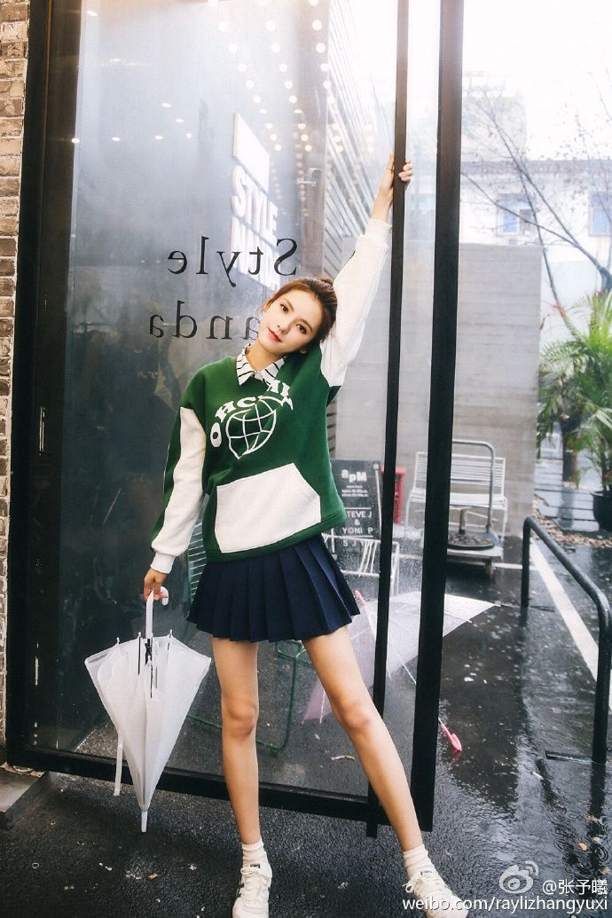 Rayli Zhang Yuxi