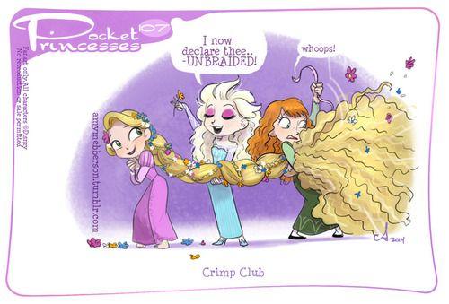 Pocket Princesses 107: Crimp Club P