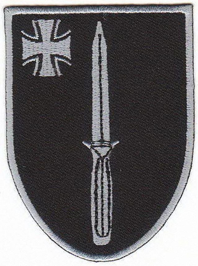 Aufnäher Patch Kommando FOSK - Führung v. Operationen Spezialkräften/Bundeswehr