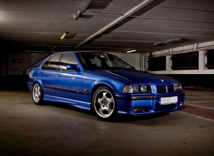 The BMW E36 was a compact car produced and manufactured by