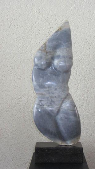 Peer van Gennep - blauw torsje