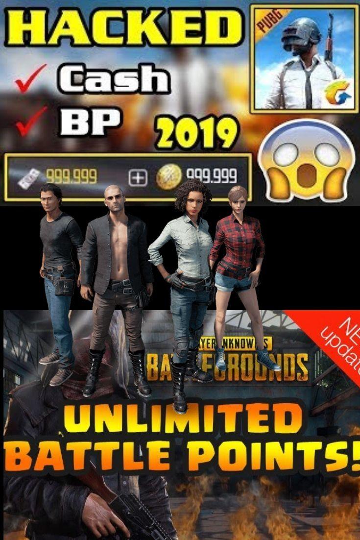 PUBG Mobile Hack Update !!!! Generate free BP & UC !!!! It's